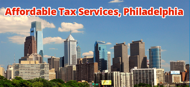 Philadelphia tax services